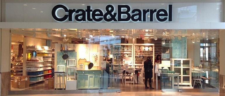 Crate & Barrel Feedback Survey