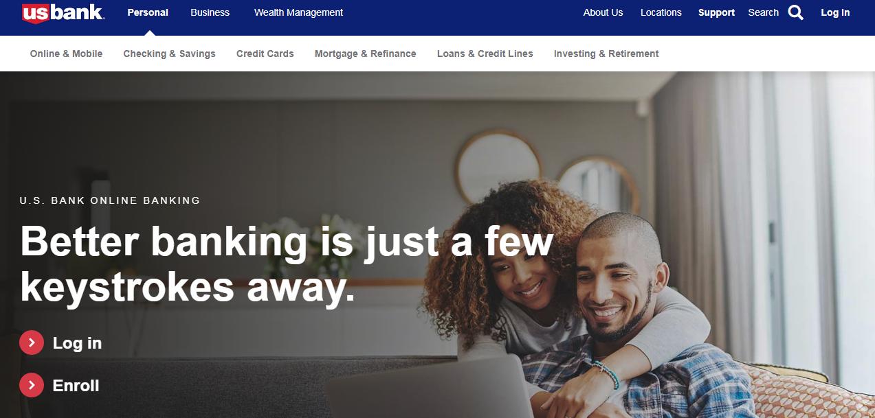 U.S. Bank Online Banking & Visa Debit Card Online Access