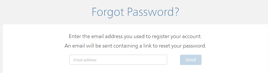 Bankers Life Online password forgot