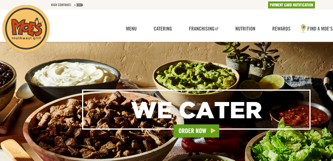 Check Out Moe's Southwest Grill Menu and Locations