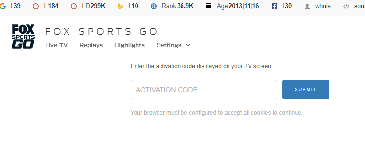 How to activate Fox Sports Go Channel on your device