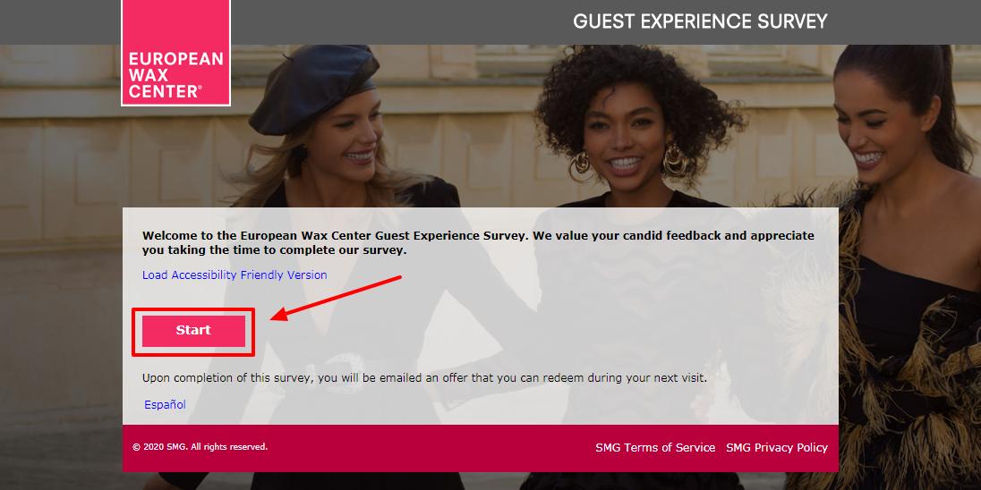 European Wax Center Guest Experience Survey