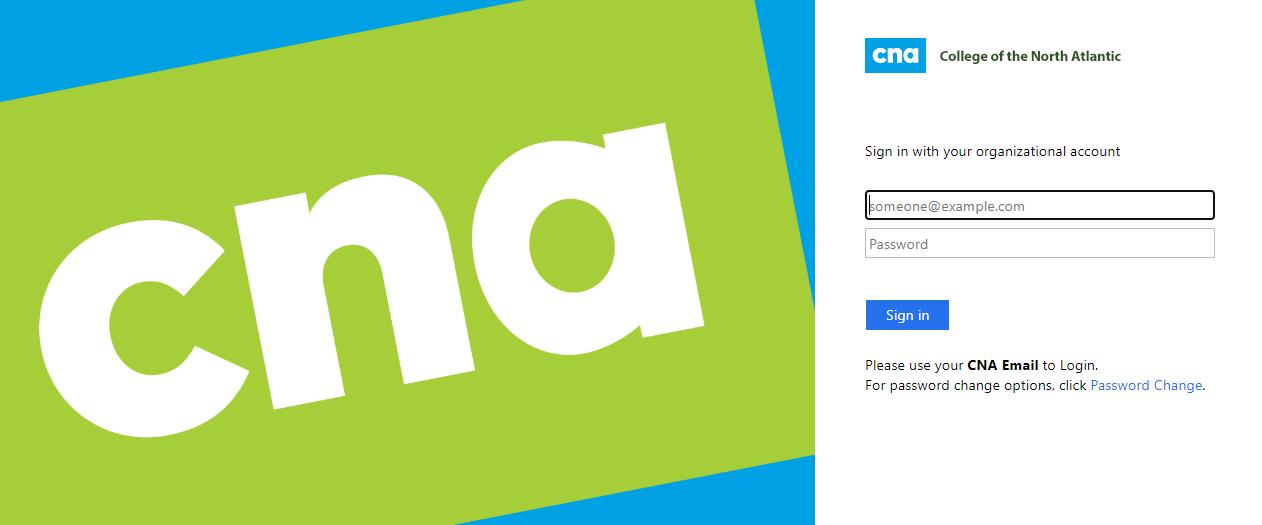 CNA DL Online Portal Login