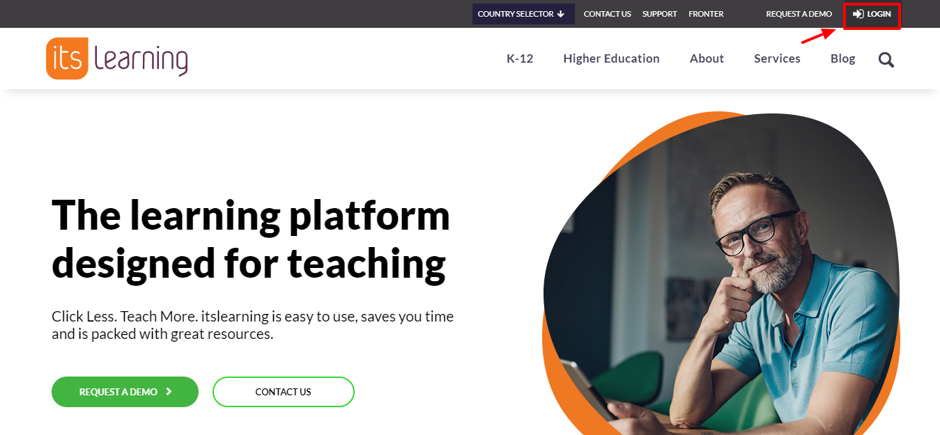 Its Learning portal login