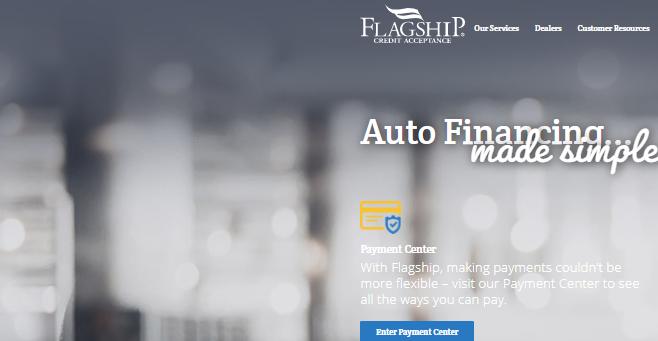 Falgship Credit acceptance