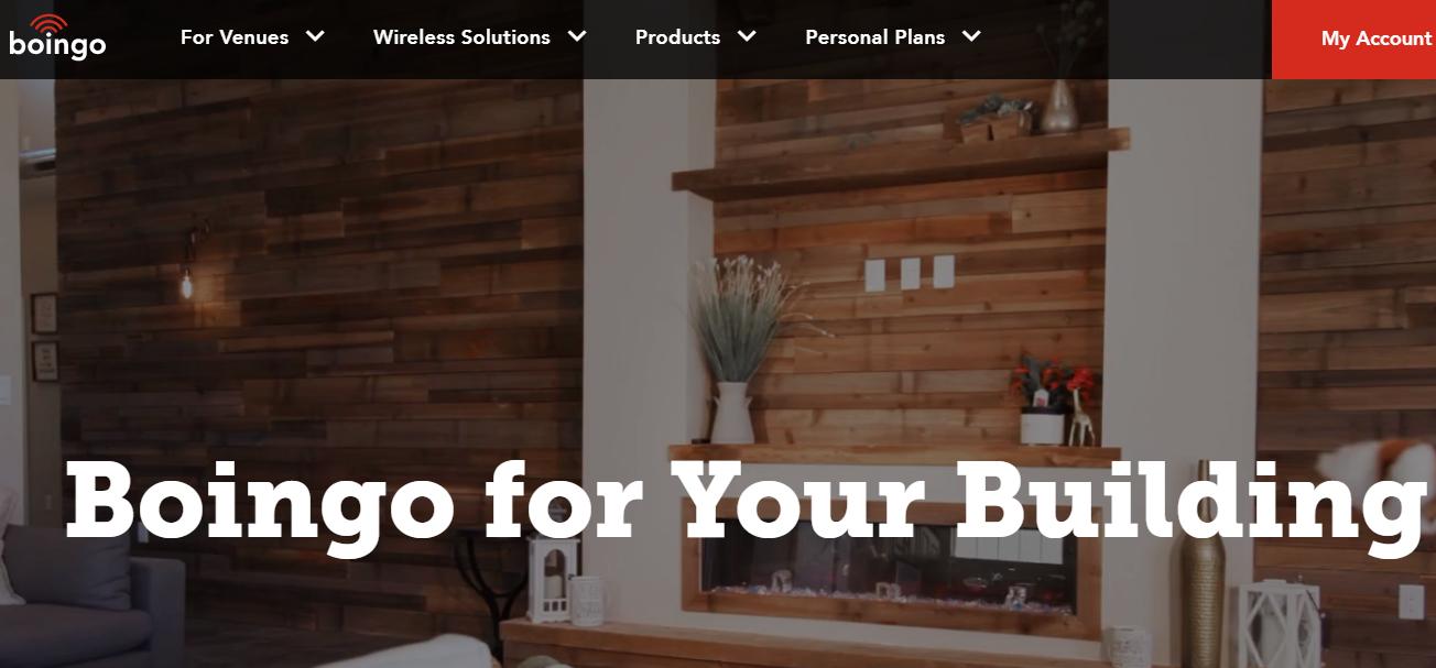 Boingo Wireless solution